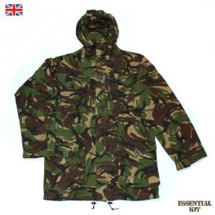 DPM Windproof Smock - New