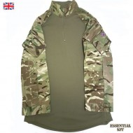 MTP PCS Under Body Armour Combat Shirt (UBACS) Green - New