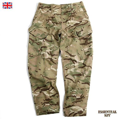Uniforms & Bdus Mtp Army Trousers Warm Weather British Army Surplus Combat Lightweight Camo