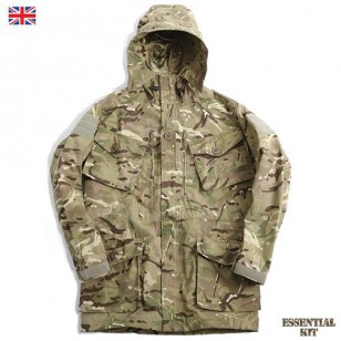 MTP CS95 Windproof Smock - Grade 1