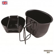 BCB Crusader Cooking Combination MK 1 - Black