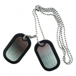 BCB Military Dog Tags