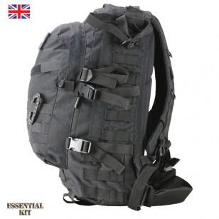 Black Spec-Ops Pack 45 Litre