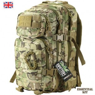 BTP Small Molle Assault Pack 28 Litre