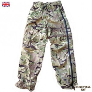 MTP MVP Lightweight Waterproof Trousers - Super Grade