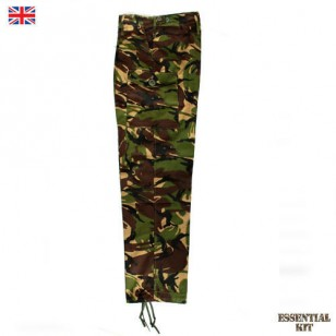 DPM Woodland Camouflage Trousers - Grade 1