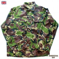 DPM Woodland Camouflage Shirt - Grade 1