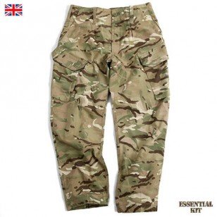 MTP PCS Warm Weather Combat Trousers - Grade 1