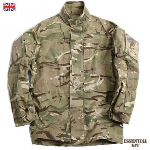 MTP PCS Warm Weather Combat Shirt - Grade 1