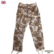 DPM Desert Camouflage Trousers - Grade 1