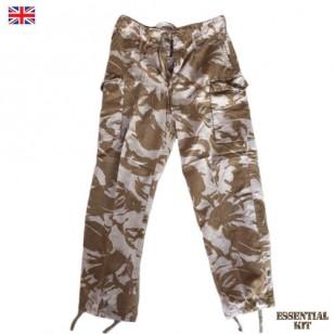 DPM Desert Camouflage Trousers - Grade 1