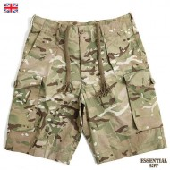 MTP CS95 Camouflage Shorts - Super Grade