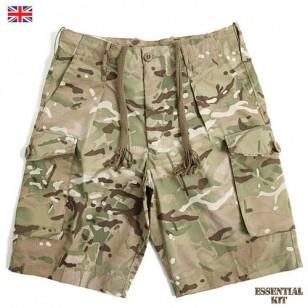 MTP CS95 Camouflage Shorts - Super Grade