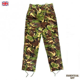 DPM Woodland Camouflage Trousers - New