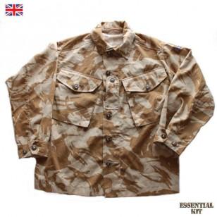 DPM Desert Camouflage Shirt - Super Grade